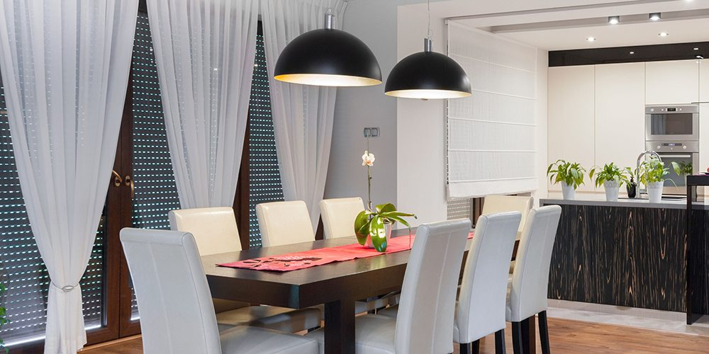 Room Dining Interior Lighting